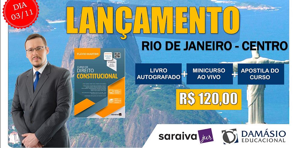 LANÇAMENTO: RIO (CENTRO) - 03/11