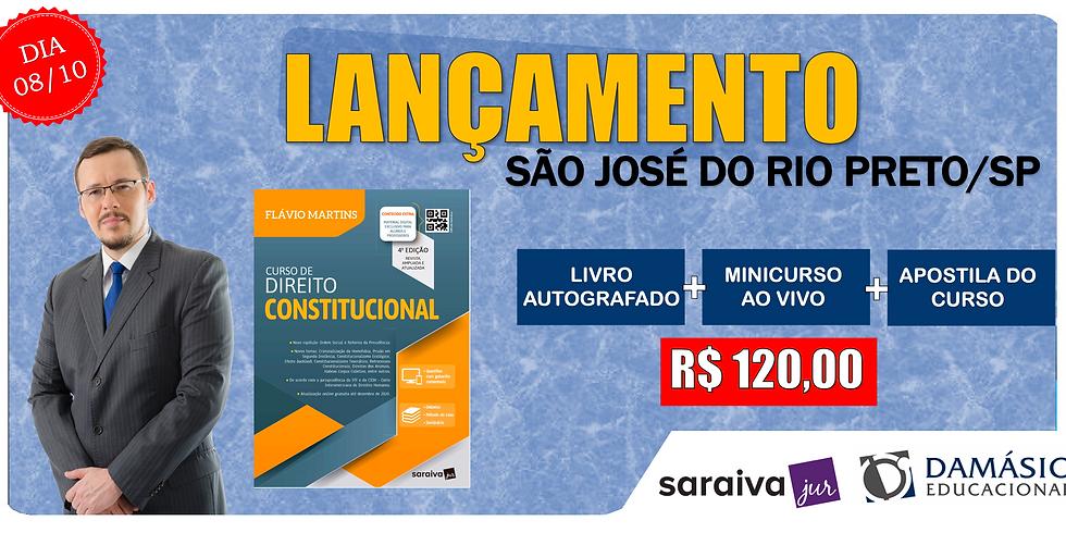 LANÇAMENTO: S. J. RIO PRETO - 08/10