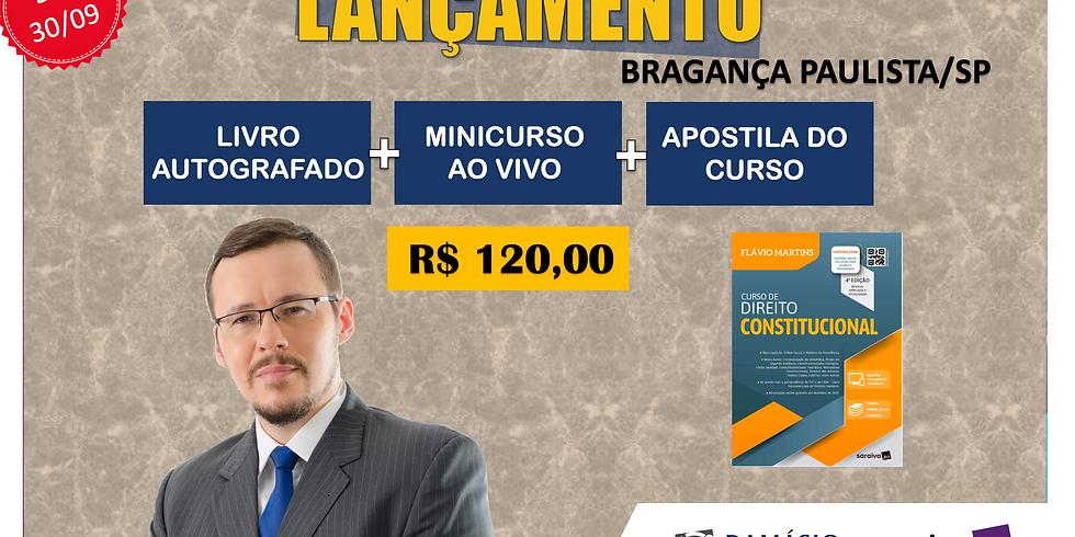 LANÇAMENTO: BRAGANÇA - 30/09