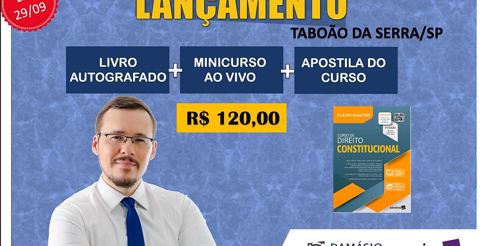 LANÇAMENTO: TABOÃO 29/09