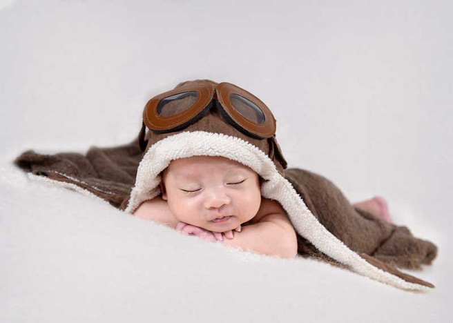 Newborn Photography over 14 days