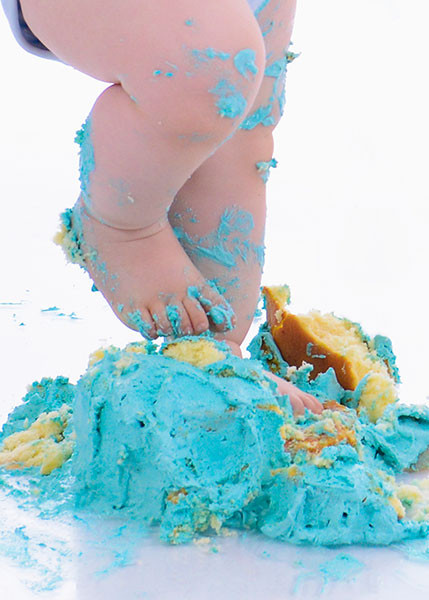 Smash Cake Photography Sydney - Max