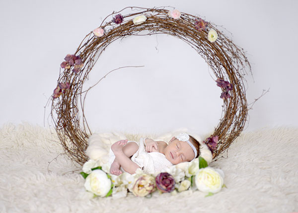 Newborn Photography Sydney - Zara