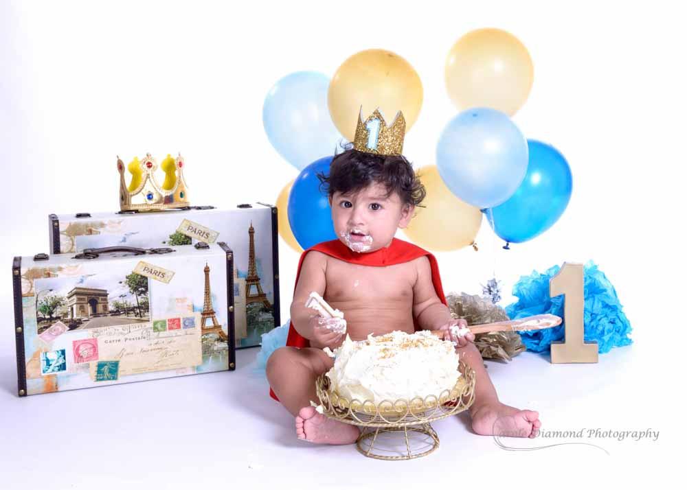 sydney cake smash photographer