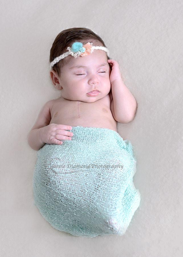 sydney newborn baby photos