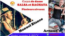 17/09 SEPTEMBRE : PORTES OUVERTES  !!! VENEZ DÉCOUVRIR NOS ACTIVITÉS A RECY!
