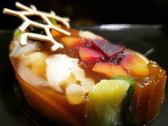 Terrine de légumes d'hiver