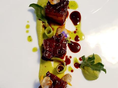 Poitrine de porc breton