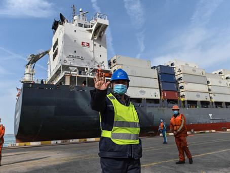 India's Covid-19 Surge Adds Pressure to Seafarers Stranded at Sea