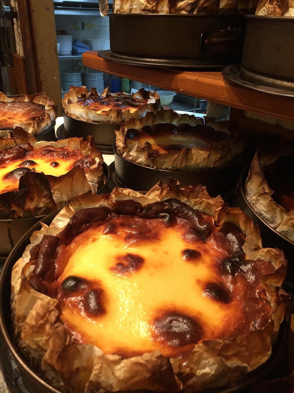 Cheesecake La Vina
