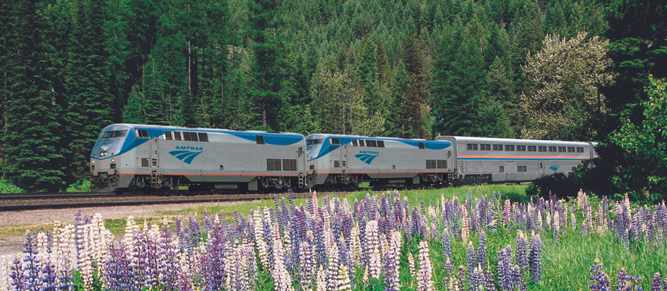 Amtrak Emerges From Covid Cuts With Daily Service And Traditional Dining Service