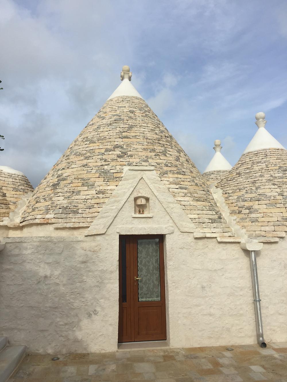 Trullo in Puglia rental