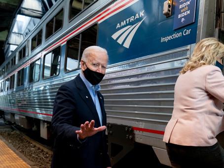 """Amtrak Joe"" Tries to Resuscitate California's Zombie Bullet Train"