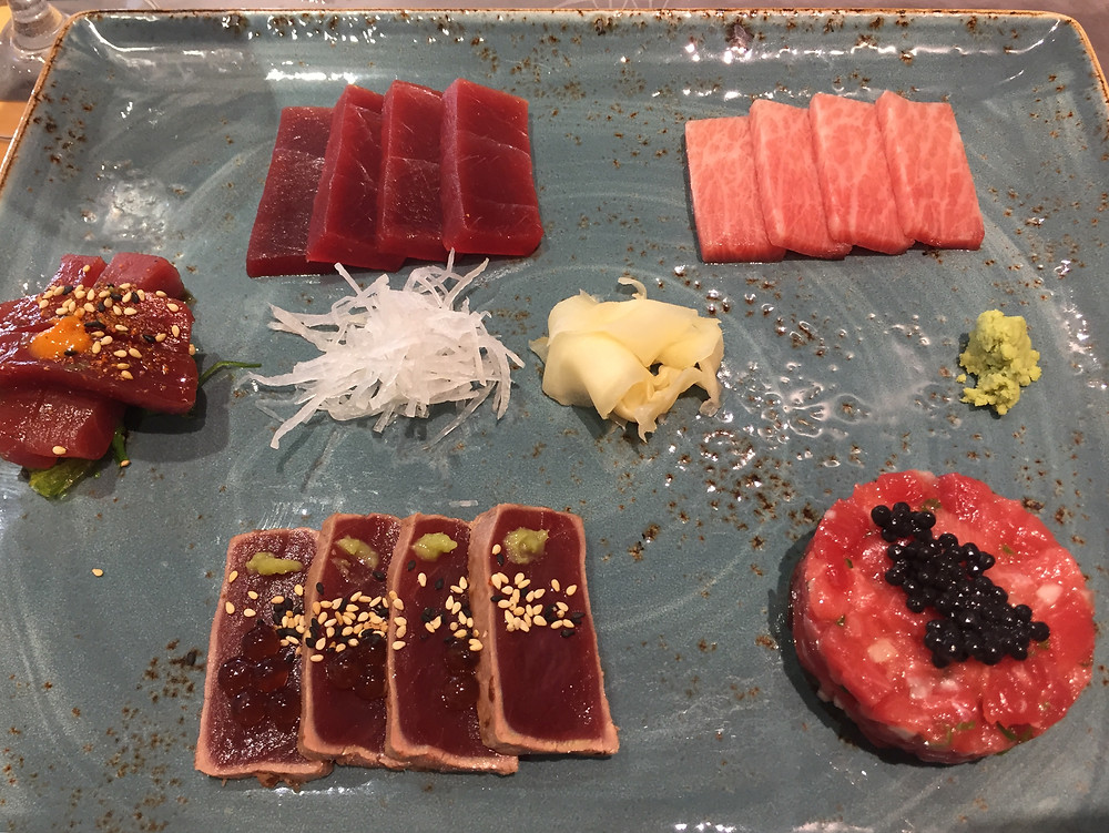 Tuna at El Campero Barbate