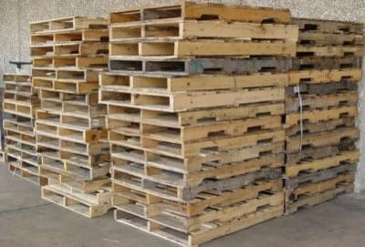 Shortage of shipping pallets could be the next big supply chain issue