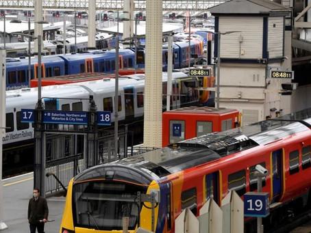 Britain Reforms Railways, Vows No Return to 'Terrible Sandwiches'