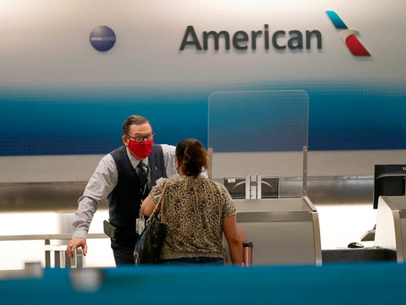 American Airlines employees asked to volunteer to handle summer travel surge