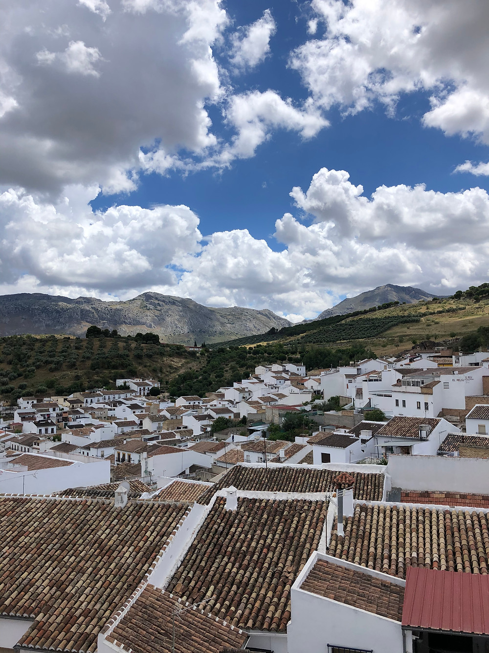 Antequera Rooftops