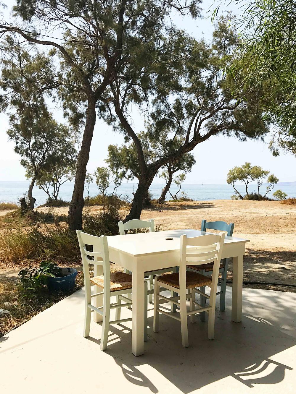 kastraki paradise naxos