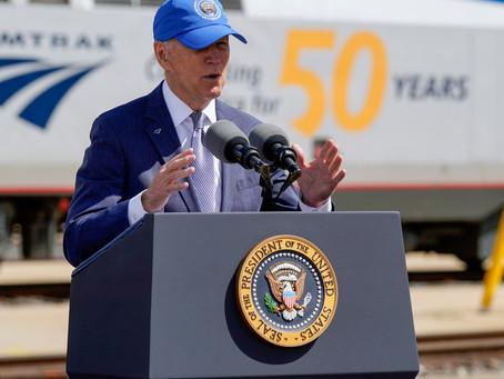 Biden's bizarre Amtrak story doesn't add up
