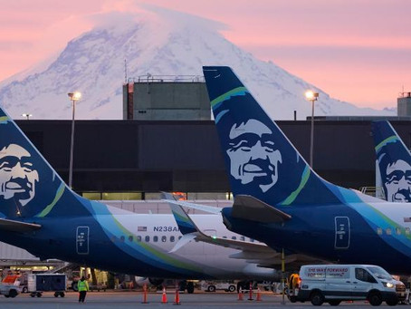 Alaska Airlines employee alleges the uniform policy discriminates against non-binary employees