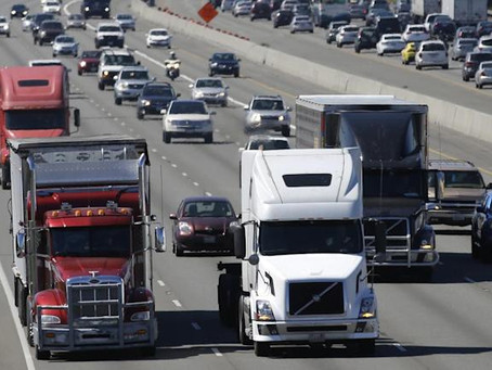 Trucking industry eyes young truckers to help with driver shortage