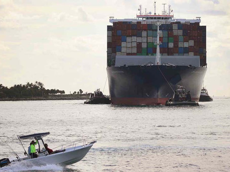 More Shipping Containers Were Lost At Sea In Two Months Than In An Entire Year