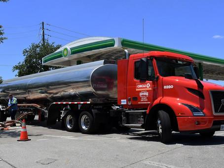 Truckers Seek to Keep Diesel Supplies Flowing in Pipeline Shutdown