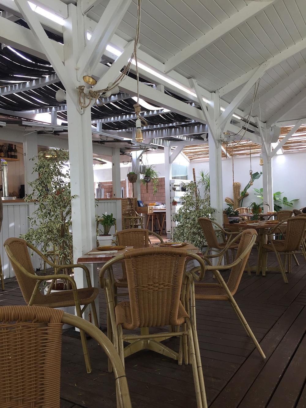La Traina Restaurant Zahora Costa de Luz
