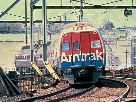 Amtrak seeks another $5.4bn from US Congress to address Covid-19 impact
