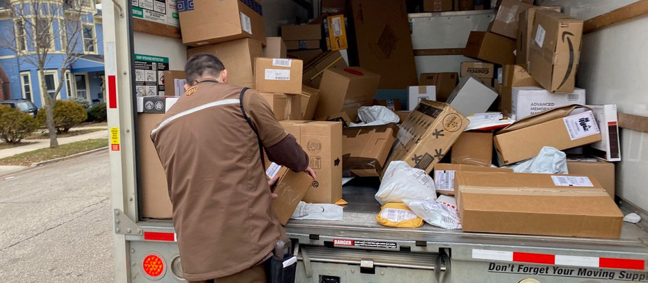 UPS exploring same day delivery