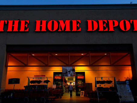 How bad are global shipping snafus? Home Depot contracted its own container ship as a safeguard