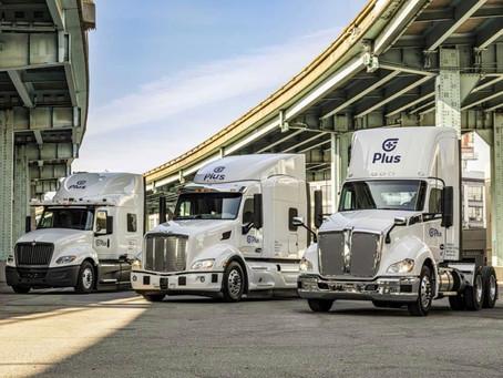 In It For The Long Haul: Autonomous Trucking Startup Plus Goes Public Via SPAC