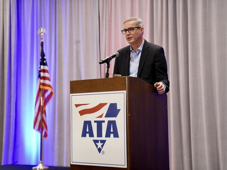 American Trucking Associations Board, CEO Chris Spear Agree to Contract Extension