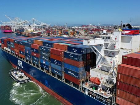 Shipments Delayed: Ocean Carrier Shipping Times Surge in Supply-Chain Crunch