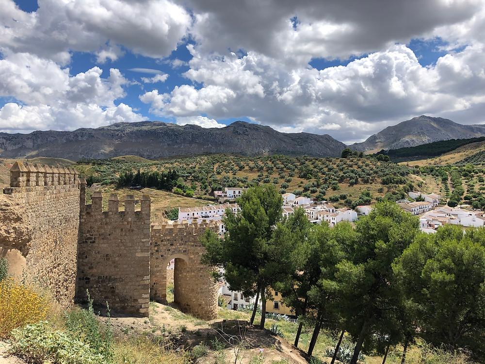 Antequera views