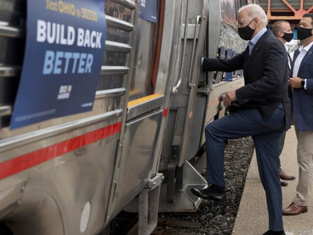 Fact check: Biden didn't reference building rail line from 'Florida to Tampa'