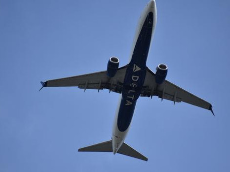 Two Delta Planes Collide Before Takeoff at Atlanta Airport