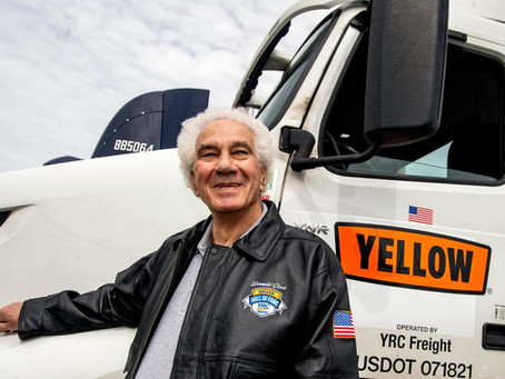 Trucker, 79, Has Covered 4 Million Miles Accident-Free