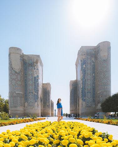 Travel Wrap Uzbekistan