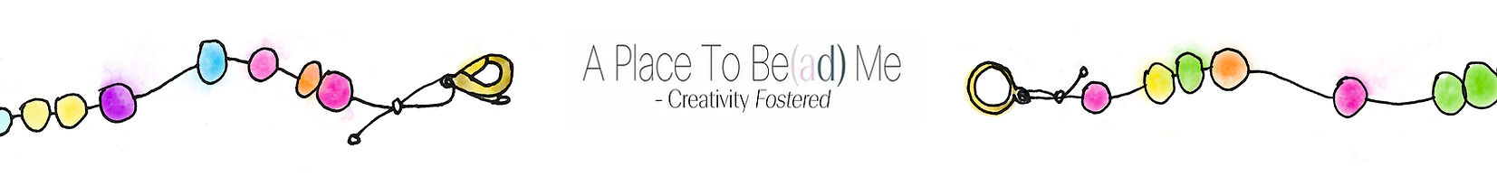 A PLACE TO BEAD ME LOGO