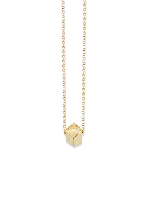Geo Be(ad) Necklace