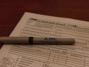 Are you wondering why you received interest on your 2019 Federal income tax refund?