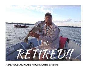 Partner John Brink Retires