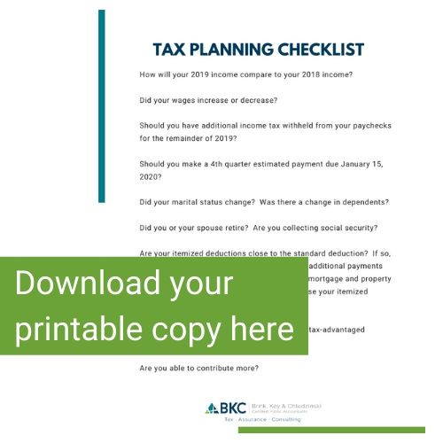 tax-planning-checklist