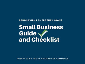 Coronavirus Emergency Loans - Small Business Guide and Checklist