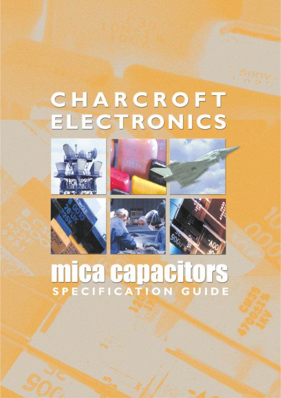 Charcroft Mica Capacitors