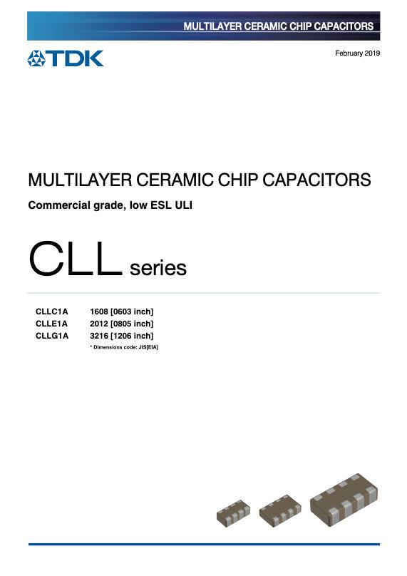 TDK CLL Series