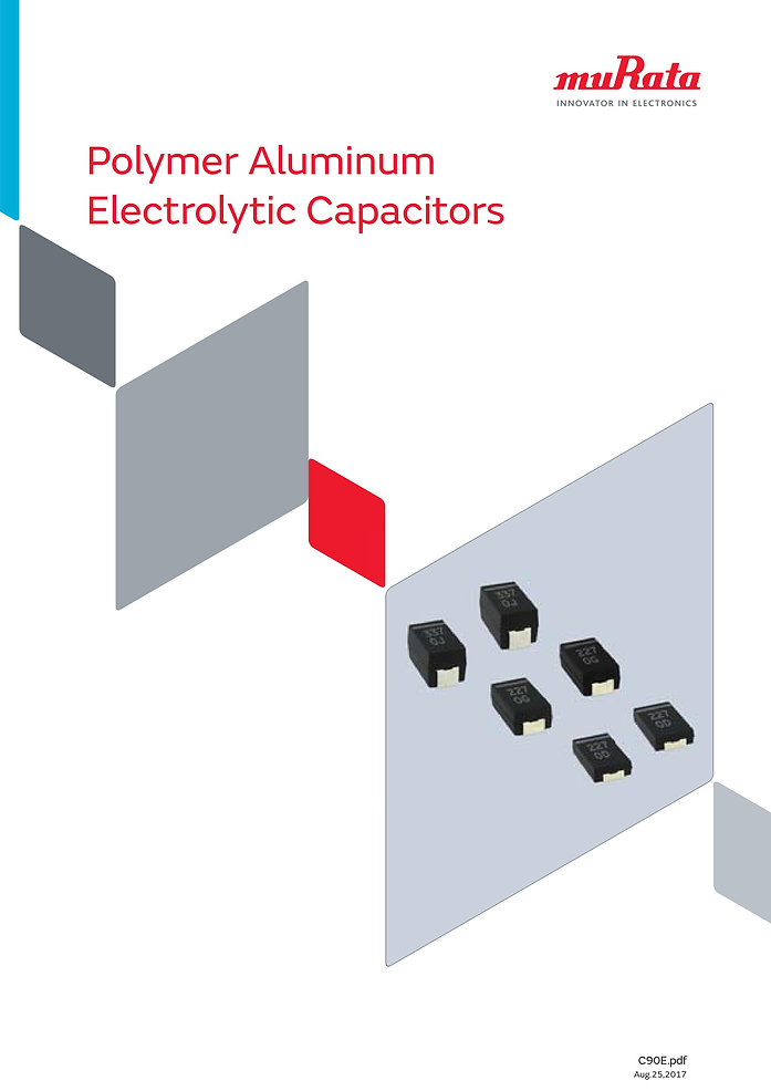 Murata SMT Aluminum Polymer Capacitors