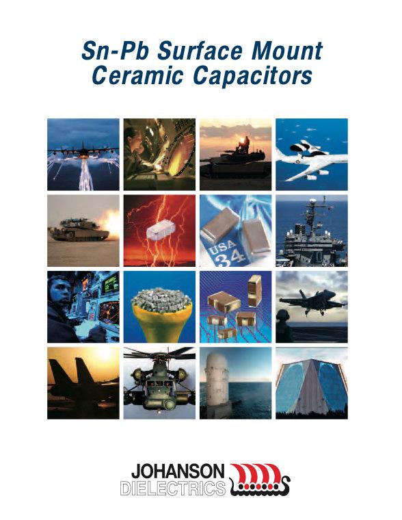 JDI Tin/Lead MLC Capacitors